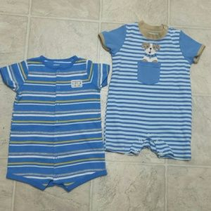 Other - Short Bodysuits Bundle